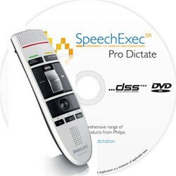 Philips 3215 SpeechMike with SpeechExec Pro Dictate