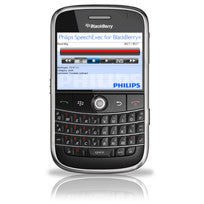 SpeechExec for Blackberry