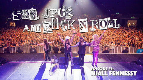 Steel Panther Launches Virtual Photo Exhibition 'Sex, JPGs and Rock N Roll' To Support Live Concert Photographers