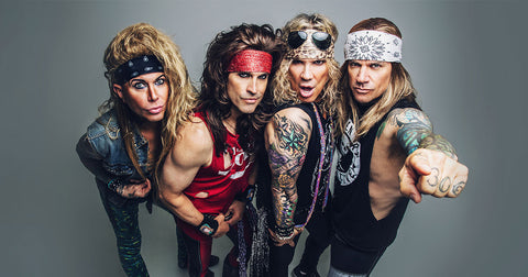 You want to be in the next Steel Panther video??