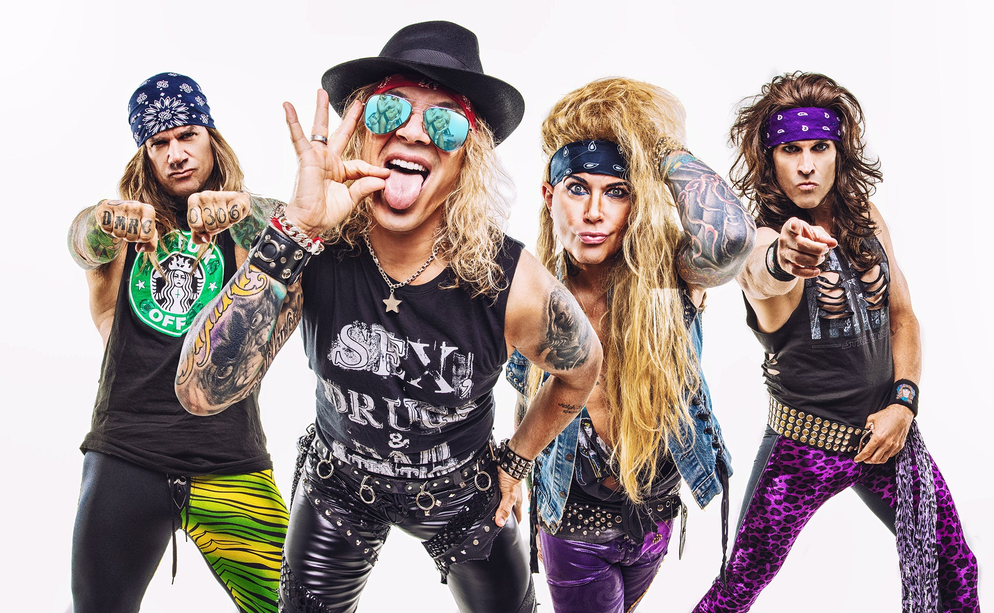 Steel Panther Official Site