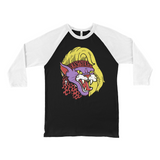 Fanthers Panther Baseball Tee