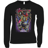 Supersonic Sex Machines Long Sleeve Shirts