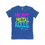 Heavy Metal Rules Shirt