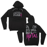 Death To All But Metal Hoodies