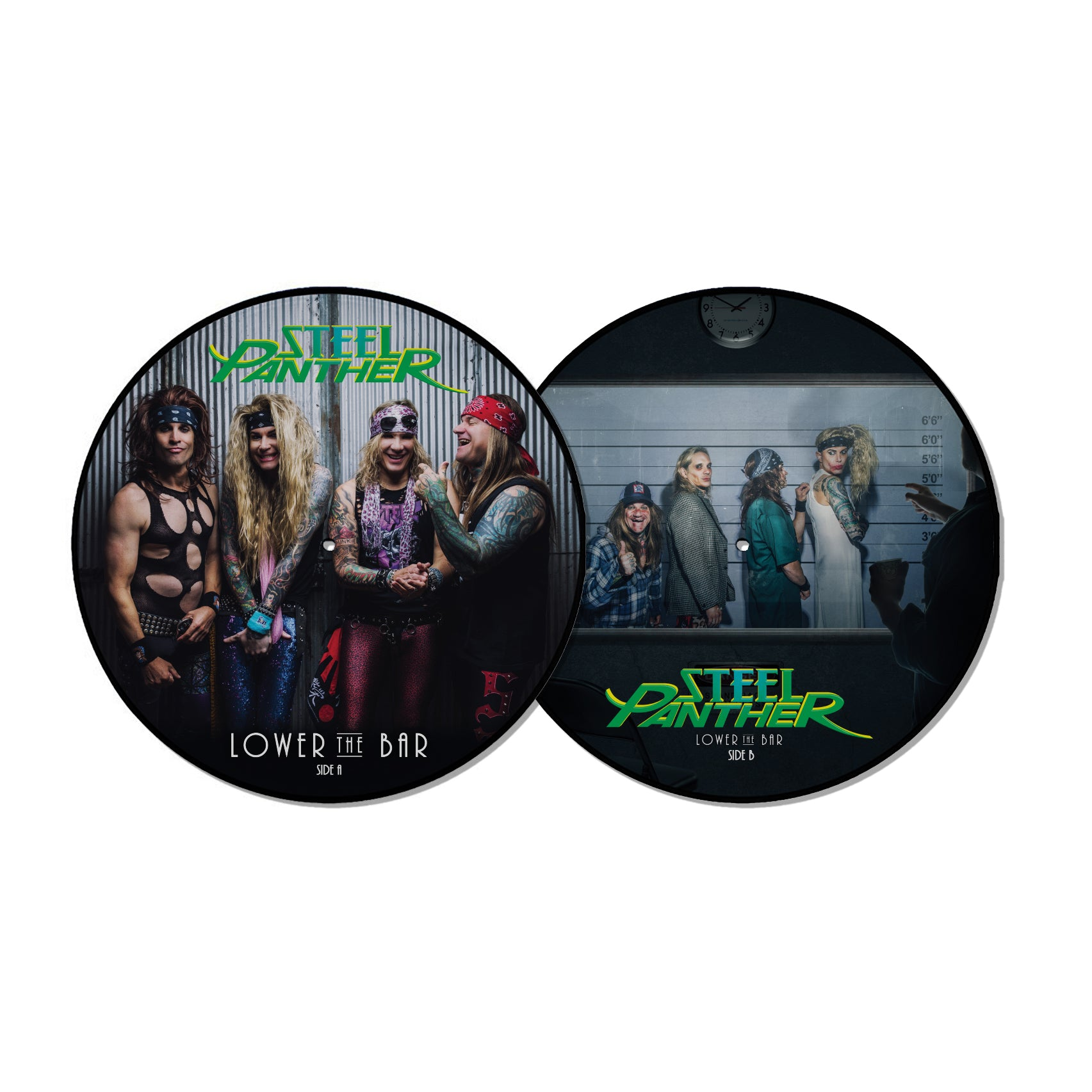 Lower The Bar Bitchin Edition Picture Disc Vinyl