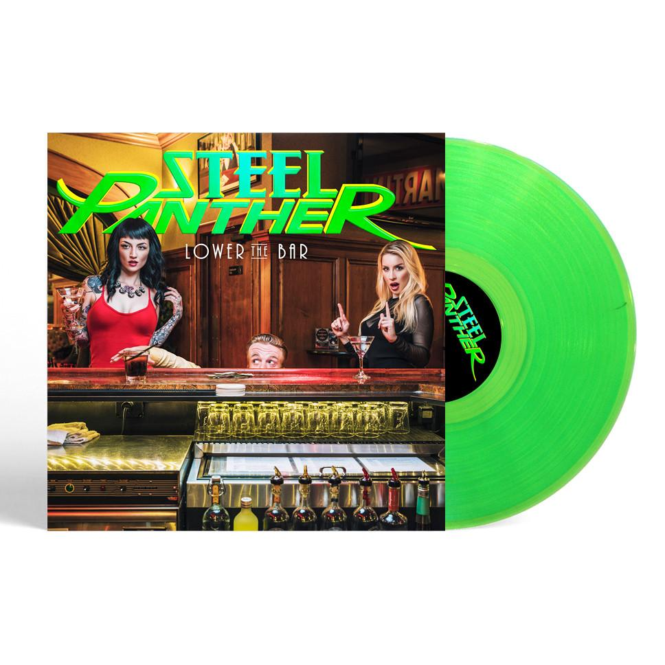 Lower The Bar Vinyl