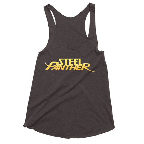 Steel Panther Logo Womens Tank Top