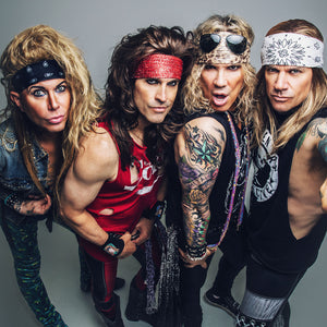Custom Steel Panther Song