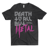 Death To All But Metal Shirts