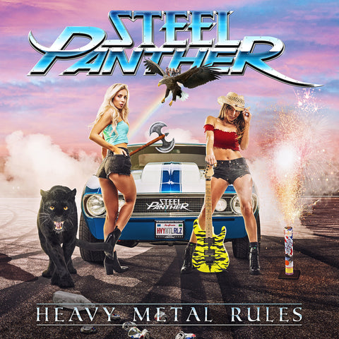 Heavy Metal Rules - Fanthers Download