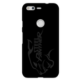 Stealth Panther Head 21 Google Pixel Phone Cases