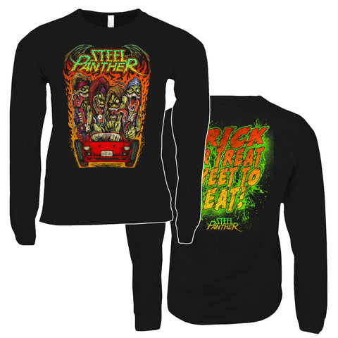 Halloween Long Sleeve Shirts