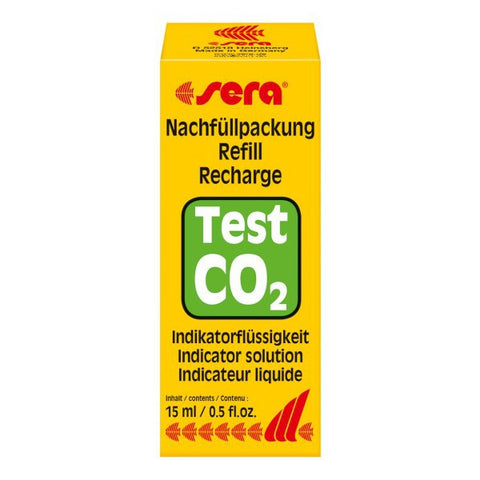 sera indicador líquido de CO2 15 ml