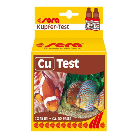 sera test de Cu (test de cobre) 15 ml