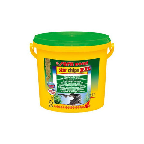 sera pond stör chips XXL 3800 ml (1,7 kg)