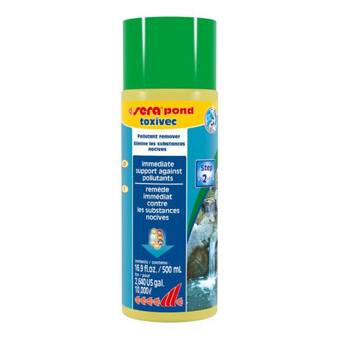 sera pond toxivec 500 ml