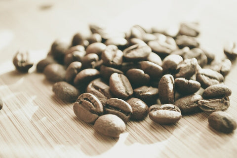 Coffee Beans. Costa Rican Coffee is the best in the world