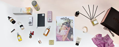Etyka beauty box - pura vida body