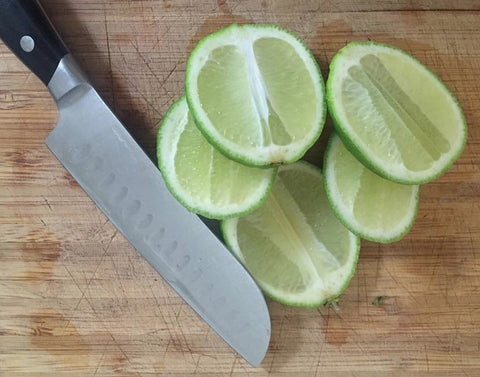 How to make ginger tea with lime