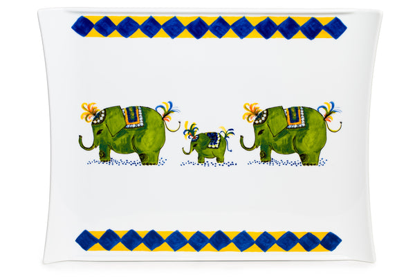 "Elefant 16"" Hostess Tray"
