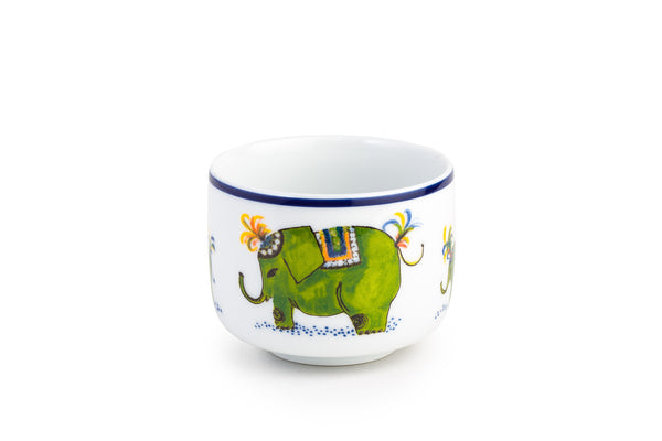 "Elefant 2.5"" Nut Bowl"