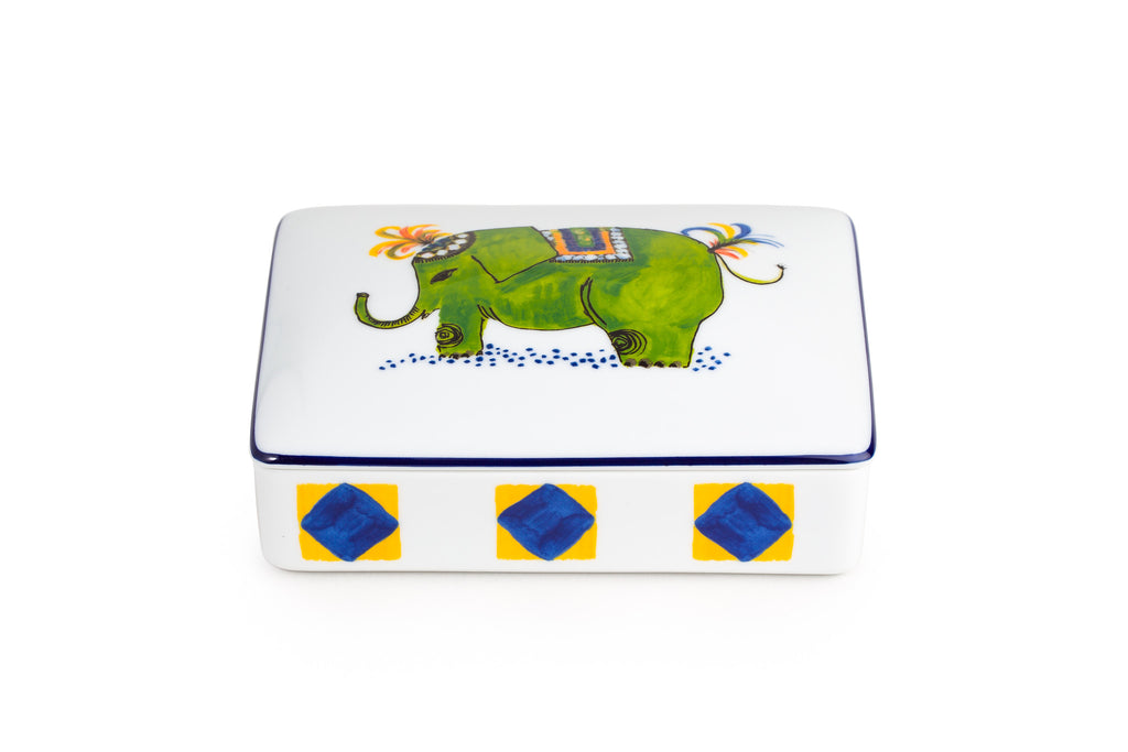 Elefant Treasure Box