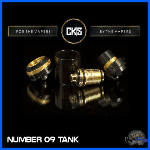 No. 09 Tank | <br> by CK|S