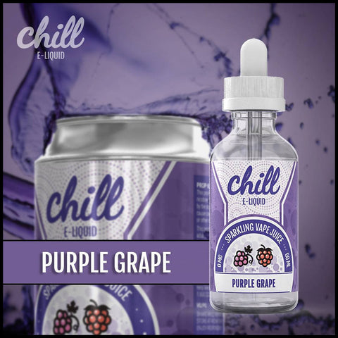 Purple Grape |<br> by Chill E-Liquid