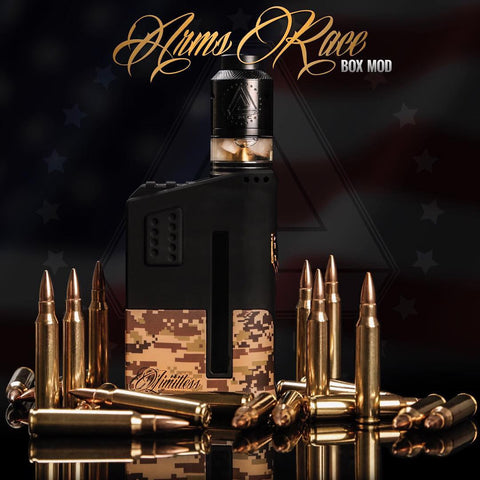 Arms Race Box Mod | <br> by Limitless mod co