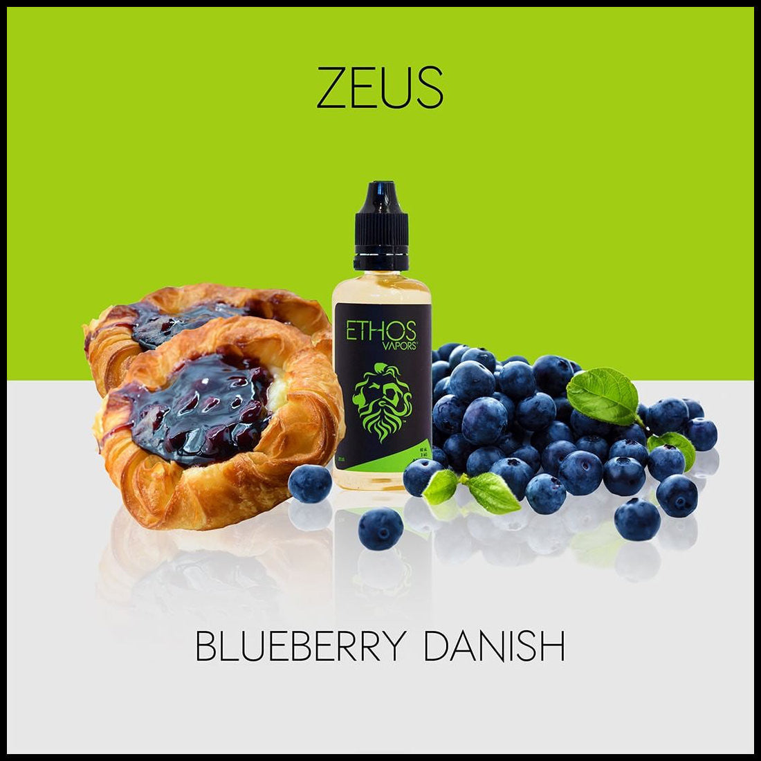 Zeus E-liquid | <br> by Ethos