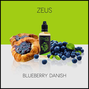 Zeus E-liquid | <br> by Ethos - Ethos - Vape Shop Melbourne Australia's Premier Shopping Destination Vape Cave