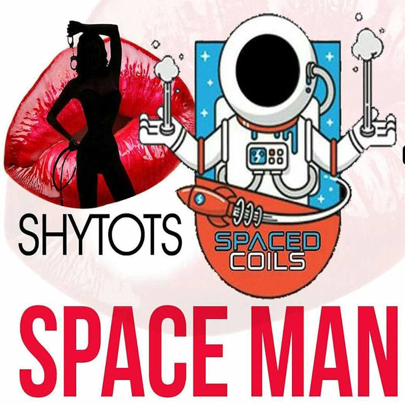 Space Man |<br> by Shytots