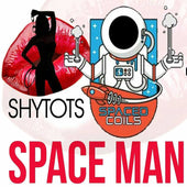 Space Man |<br> by Shytots | e-liquid | VapeCave | Australia