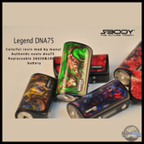 Legend DNA75W TC | <br> by S-BODY