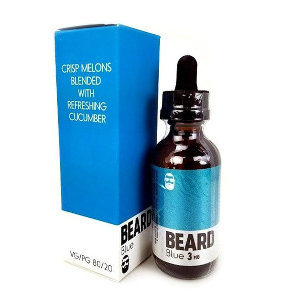 Blue  | <br> by Beard Color - Wholesale Vape Supply | E-Liquids | Mods | Electronic Cigarettes Drip Cave®