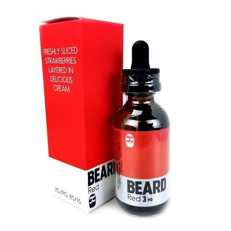 Red  | <br> by Beard Color