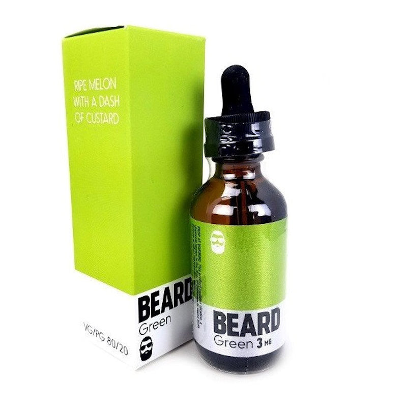 Green  | <br> by Beard Color