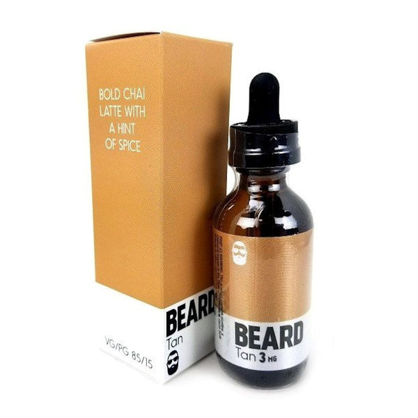 Tan  | <br> by Beard Color | eliquid | VapeCave | Australia