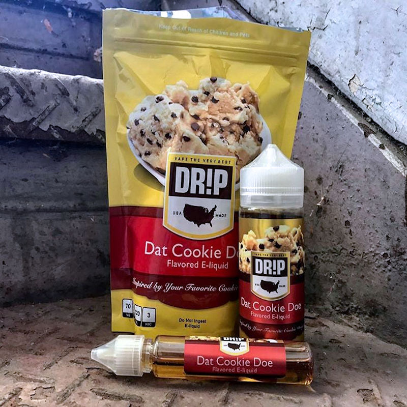 Dat Cookie  | <br> Doe E-Liquid