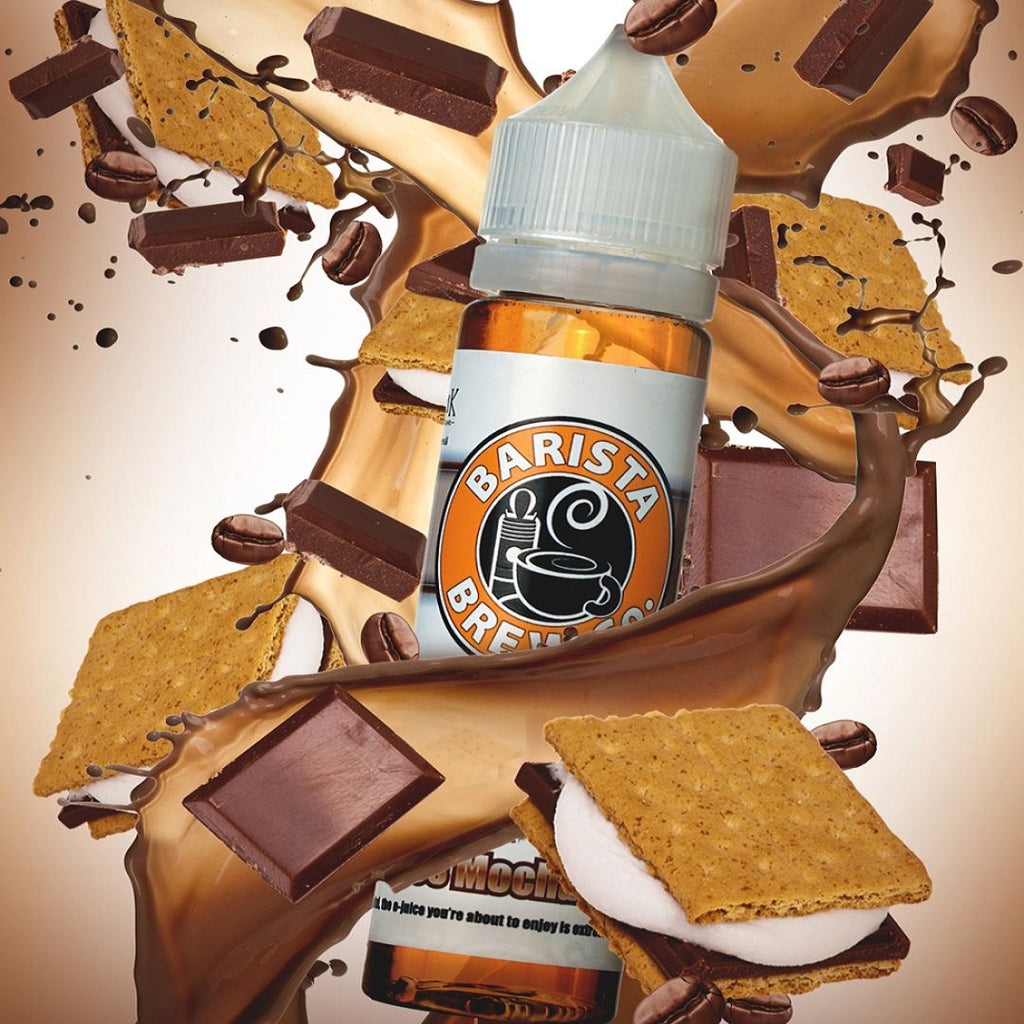 Smores Mocha Breeze |<br>by Barista Brew Co. eJuice