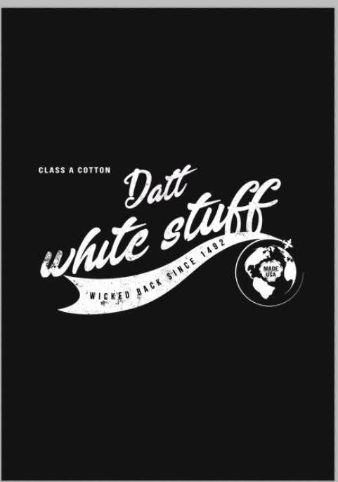 Datt White Stuff | <br> Made In The US - Wholesale Vape Supply | E-Liquids | Mods | Electronic Cigarettes Drip Cave®