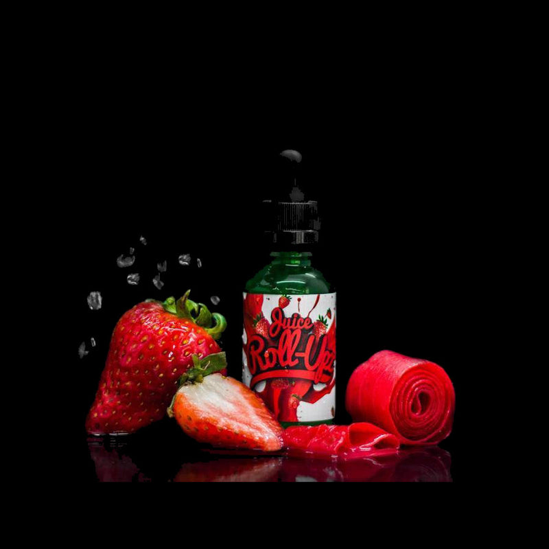 Strawberry by | <br> Juice Roll Upz E-Liquid