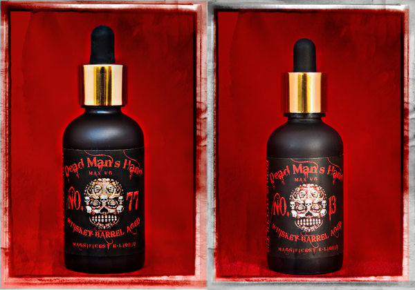 Box Set  | <br> by Dead Mans Hand Elixir - Wholesale Vape Supply | E-Liquids | Mods | Electronic Cigarettes Drip Cave®