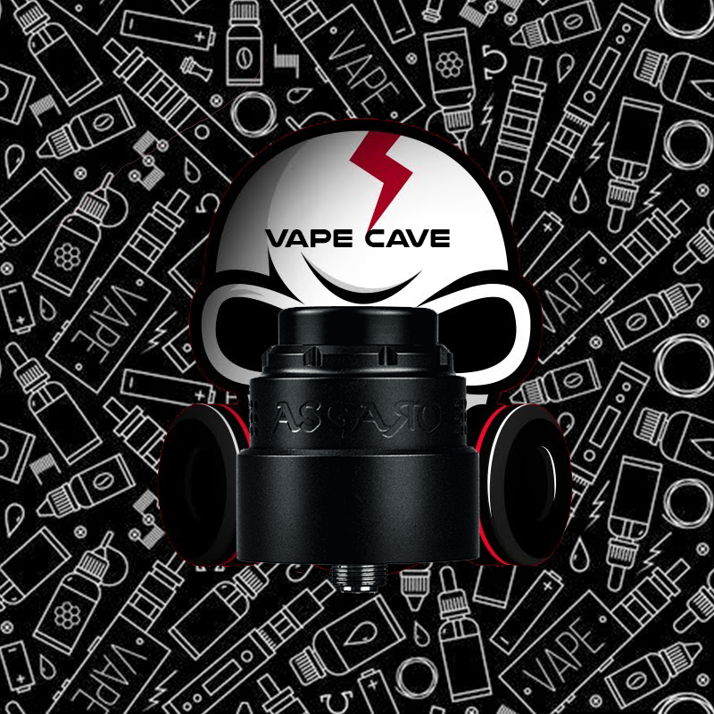 Asgard Mini 25mm RDA | <br> By Vaperz Cloud LLC