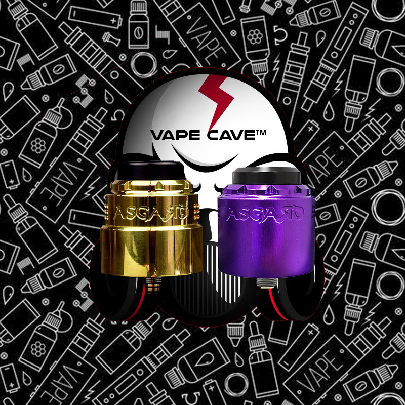 Asgard RDA | <br> by Vaperz Cloud LLC
