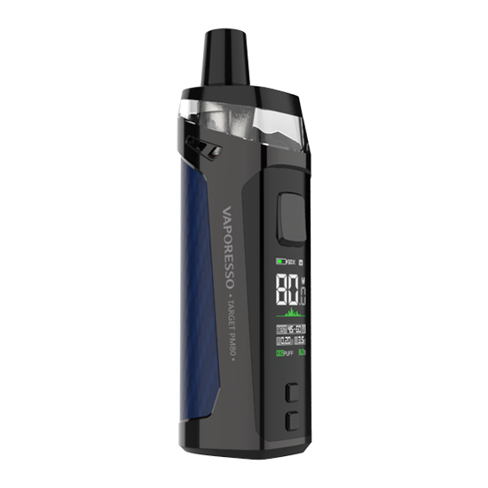 Target PM 80 Vape Kit | <br> by Vaporesso - Wholesale Vape Supply | E-Liquids | Mods | Electronic Cigarettes Drip Cave®