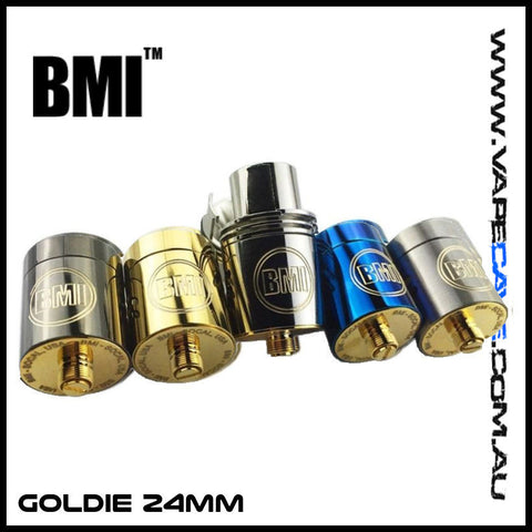 BMI Goldie 24mm RDA | <br> Beast Mode Mods