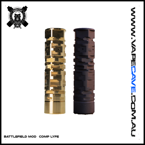 Battlefield Mod | <br> by Comp Lyfe