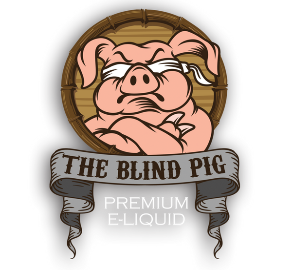 THE REAL MCCOY | The Blind <br> Pig Series | Premium Labs - Wholesale Vape Supply | E-Liquids | Mods | Electronic Cigarettes Drip Cave®